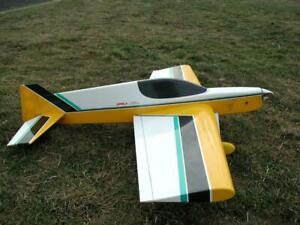 Morris Hobbies Balsa Nova 40 Aerobatic Sport Plane Plans and Templates 52ws