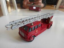 Matchbox King Size Merryweather Fire Engine in Red