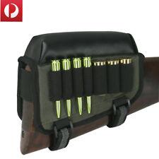 Tourbon Rifle Shotgun Ammo Holder Cheek Rest Riser Pad Buttstock Right Hunting