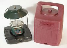 Coleman Propane Lantern Electric Ignition Model 5154B700 with Case