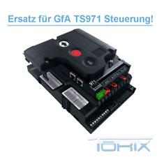 GfA Ersatzplatine im Teilgehäuse für GfA Torsteuerung TS 971 für GfA DES / NES