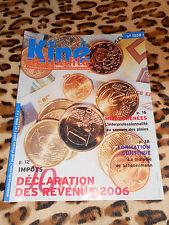Revue Kiné Actualités - n° 1058, 2007