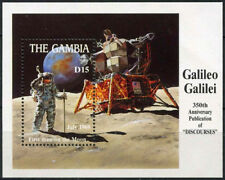 Space Gambian Stamps (Pre-1965)