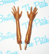MONSTER HIGH COFFIN BEAN ROBECCA STEAM DOLL REPLACEMENT LEFT RIGHT PAIR ARMS