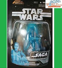COMMANDER CODY #56 ACTION FIGURE HASBRO STAR WARS SAGA FIGURES HOLOGRAPHIC