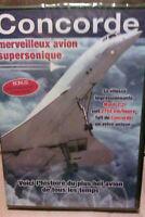 """DVD """"Concorde"""" (Voici L'Histoire Du Plus Bel Avion de Tous Les Temps) NEUF"""