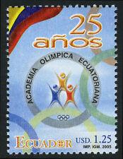 Ecuador 1730, MNH. Ecuadorian Olympic Academy, 25th anniv. 2005