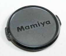 Mamiya 6 7 7II Camera Lens Front Cap in 58mm diameter