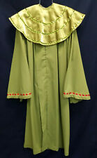 Biblical Costumes Theatrical Robes Disciples Wise Men Shepherds Theater Green