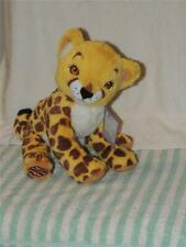 """Girl Scouts Cheetah Plush """"Amaze"""" Little Brownie Bakers 12"""" Cookie On Foot Tag"""