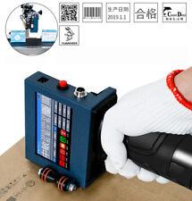 Smart Portable Printer Laser Marking Machine Date QR Code Coding Machine USB Y