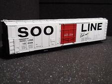 RED CABOOSE RR-34807-04 SOO LINE MECHANICAL REFRIGERATOR CAR