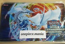 Yu-gi-oh! playmat mini national blazar dragon