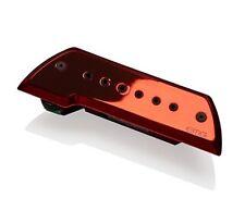 EMG- Bajo pickup, rojo cromo (red chrome)