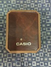 Vintage CASIO Micro mini Casio Computer  BOX ONLY Japan