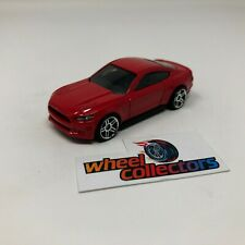 2015 Ford Mustang GT * 1:64 Scale Diecast Model Diorama Hot Wheels * F520