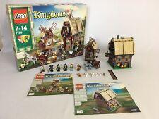 LEGO® Kingdoms 7189 überfall auf das Mühlendorf OVP