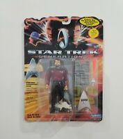 Star Trek Generations Playmates Lieutenant Commander William Riker Action Figure