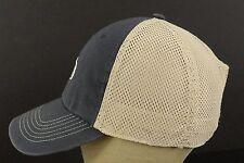 US Open 2012 Grey Mesh Baseball Hat Cap and Adjustable Cloth Strap