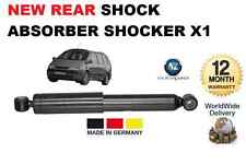 FOR RENAULT ESPACE MPV 2.0i 3.0i 1.9DTi 96-02 NEW REAR SHOCK ABSORBER SHOCKER X1