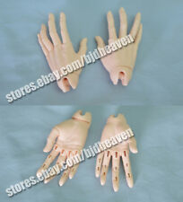 bjd sd extra long nails hands jointed hands evil zombie vampire fantasy hands
