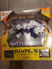 HEXBUG BattleBots Rivals 4.0 (Blacksmith and Bite Force) Toy Kids Battle Bot Hex