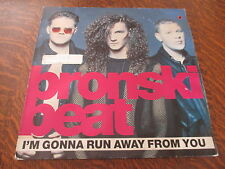 maxi 45 tours bronski beat i'm gonna run away from you
