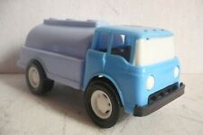 Mexican Tanker Ford Truck - Plastic Toy - Made In Mexico - Plasticos Impala