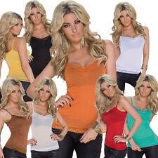 Damenblusen, - tops & -shirts mit Spitze für Party-Anlässe