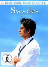 SWADES / HEIMAT -  Bollywood Film DVD Shahrukh Khan Classics