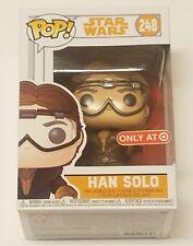 Funko Pop Star Wars Han Solo #248  (Target Exclusive)
