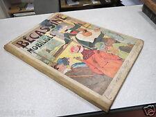 BECASSINE MOBILISEE EO 1918 édition la semaine de suzette *