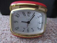 Europa Travel Clock 1950's? 1960's??
