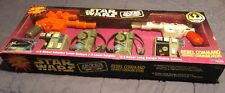 1997 Star Wars Laser Tag Rebel Command Assault/Communications Han Solo Gun Lazer