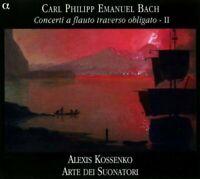 Alexis Kossenko - Cpe Bach: Cti A Flauto Traverso Vol2 [CD]