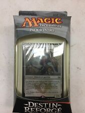 French Magic The Gathering Destiny Reforged Theme Deck Unflinching Assault Tcg