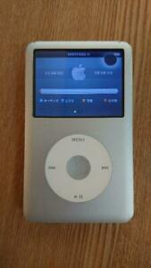 Apple iPod Classic 120GB 7th Generation MB562J/A Silver Portable Music player