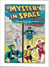 """MYSTERY IN SPACE #98 [1965 FN+] """"THE WIZARD OF THE COSMOS"""""""