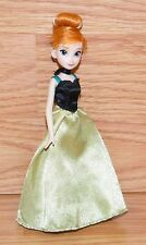 "Disney ""Anna"" From the Movie Frozen 6"" Inches Tall Silicon Doll Figurine Toy!"