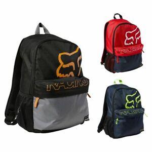 Fox Racing - Skew Legacy Unisex Adult Laptop Adventure Classic School Backpacks