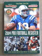 THE SPORTING NEWS TSN NFL FOOTBALL REGISTER - 2004 - PEYTON MANNING