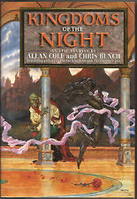 1st/1st Edition Kingdoms of the Night Chris Bunch Allan Cole (1995, Hardcover)