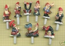 Broad beans snacks cakes christmas dwarfs complete series ref.h40