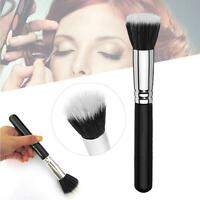 Practical 187 Stippling Makeup Face Cosmetic Tool Fibre Stipple Blush Brush B∷