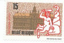 """Belgique 1993 N° 2496 """"Anvers Hôtel de ville"""""""
