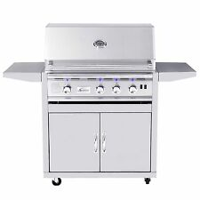 Summerset TRL Series Gas Grill On Cart, 32-Inch, Natural Gas,Or Propane New