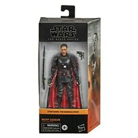 "Star Wars New Black Series 6"" Mandalorian 008 Moff Gideon"