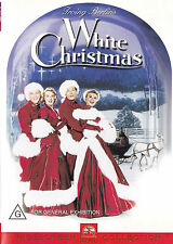 WHITE CHRISTMAS Bing Crosby DVD R4 - PAL
