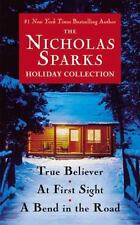 The Nicholas Sparks Holiday Collection Set of 3 PB Books-NOM 2012