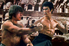 Bruce Lee, Chuck Norris - The Way of the Dragon (1972) - 8 1/2 X 11